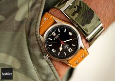 A weekend on the wrist with the TUDOR Heritage Ranger
