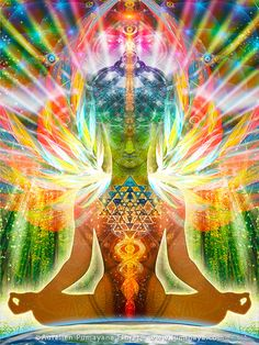 6fa63ea0c1a011 Cosmic Bodies - Official page of Visionary Artist PUMAYANA