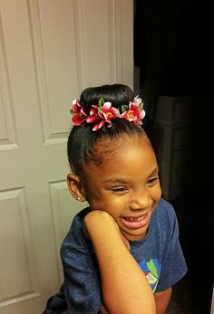 Quick hairstyles for natural little girls 😍🤗😇 #MyPoopoo #naturally #beautiful #simplebutcute #allnatually #littlegirlhairstyles