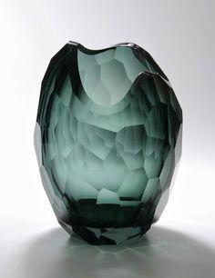 crystal vases | david wiseman