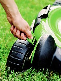 10 ways to keep your lawn lush  Even if your lawn starts out green and lovely in the spring, it can look like a war zone by mid-summer. Win the battle with these tips!