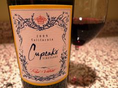 Wine Recommendation:  2009 Cupcake Vineyards Red Velvet