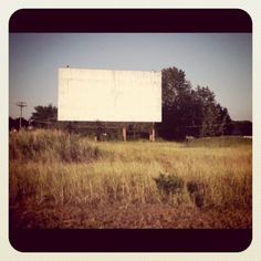 oh the memories of drive-in's....