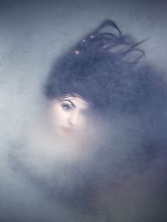 The Underwater photo series by Erin Mulvehill includes images of what resembles girls trapped under ice, frozen in time. The photos are chilling and hauntingly beautiful Underwater Images, Underwater Photography, Portrait Photography, School Photography, Professional Photography, Color Photography, Photography Ideas, Foto Art, Photo Series