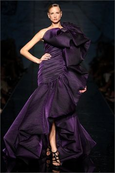 Fausto Sarli.  @stickhorse u know i need this. i can wear it to go grocery shopping. God i love this dress!! lol!!