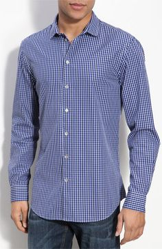 Armani's expensive version of a Ben Sherman shirt.