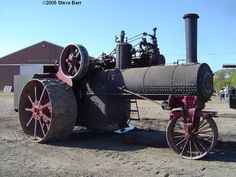 Maurice was tall. | Australia and New Zealand Road Steam Engines ...