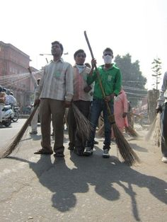 Cleaning for a Maharajah