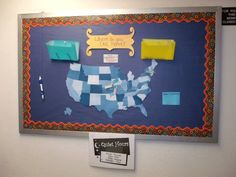 #board #ra A good first bulletin board of the year for the residents to get to know each other