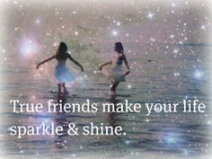 Smile, sparkle, shine gets them every time! smile! Sparkle! Shine!