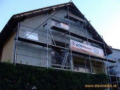 Zateplenie stavby, ktoré vám ušetrí výdavky za energie.