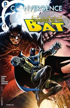 Convergence: Batman: Shadow of the Bat (2015) #1: STARRING HEROES FROM ZERO HOUR! Fresh out of recovery from a broken back, Bruce Wayne infiltrates the organized crime underworld, but the outlaw sent to test his mettle is none other than Azrael!