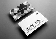 Arktetonix | Cartões de visita para Arquitetos #3