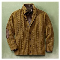 Another favorite sweater that i do not own, this one from Orvis.