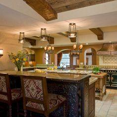 231 Best Hacienda Kitchen Images
