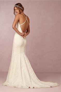 We've put together a list of 15 backless wedding dresses and gowns for the bride that wants to make a statement on her big day. Enjoy!