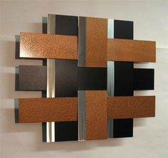 Contemporary Metal Wall Art Sculpture Stainless 14S custom