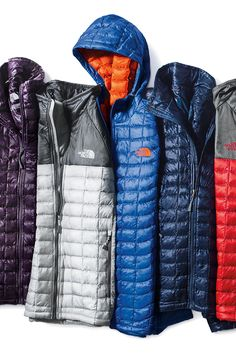 Never one place. Always one jacket. Give the gift of warmth with The North Face ThermoBall, the jacket that's built for any adventure.