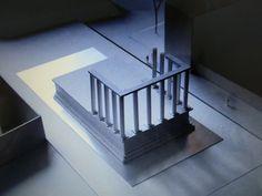 Evora, piscina d'acqua attorno ai ruderi di un tempio Stairs, Home Decor, Ladders, Homemade Home Decor, Ladder, Staircases, Interior Design, Home Interiors, Decoration Home