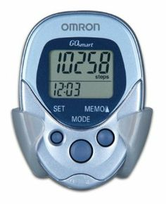 Amazon.com: Omron HJ-112 Digital Pocket Pedometer: Health & Personal Care