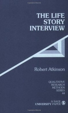 Interviews for master thesis