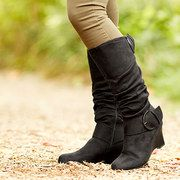 Last day to get Wide-calf Boots!! Take a look at the The Wide-Calf Boot Boutique event on #zulily today!