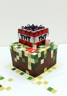 Minecraft - Cake by SWEET architect