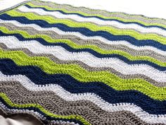 Seahawks Colors Seahawks And Crocheted Afghans On Pinterest