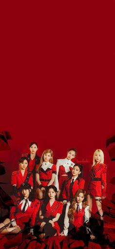 Kpop Girl Groups, Kpop Girls, Korea Wallpaper, Wallpaper Lockscreen, Twice Group, Blackpink Twice, Twice Album, Jihyo Twice, Nayeon Twice