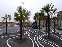 "Architizer Blog » Copenhagen's New ""Super Park"" Celebrates Diversity And Fun...this is great."