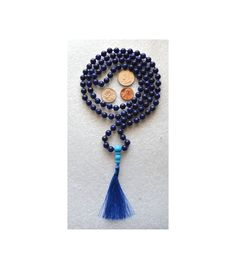 High Intensity Lapis Lazuli Hand Knotted Buddhist   eBay