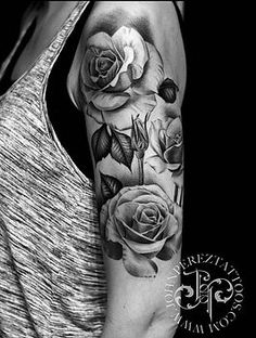 John Perez - Best portrait and realism black and grey tattoo artist in Austin, TX. John has over 20 years experience in a private studio setting.