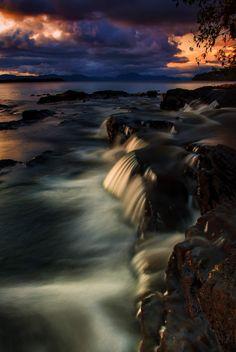 To the Sea, Ketchikan, Alasuka, USA,