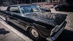 #automobile #black #bumper #cars #chrome #classic #classic car #design #front #headlight #hood #oldtimer #public show #road #shiny #show #street #transportation system #urban #vehicles #vintage #vintage car #wheel