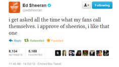 sheerio ed sheeran - Google Search