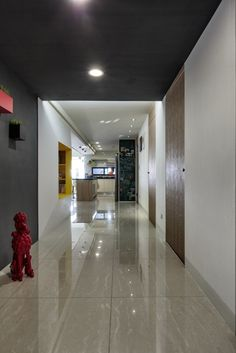 http://sandavy.com/inspiring-colorful-family-home-in-taiwan-inspiring-social-interaction-design/beauteous-ceramic-tile-floor-design-black-wall-ceiling-lamps-kitchen-stool-yellow-bookcase-white-wall-kitchen-design-kitchen-island-kitchen-cabinet-curved-stainless-steel-faucet-modern-house-design-ha/
