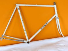EDDY MERCKX Mexico Rennrad Rahmen Columbus Campagnolo vintage Frameset | Simple painting for a legendary frame.