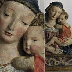 Lorenzo Ghiberti, Madonna, Portrait, Instagram, Headshot Photography, Portrait Paintings, Drawings, Portraits