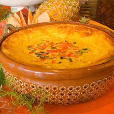 Mexican Corn Pudding/spoon bread