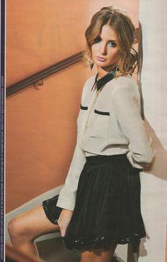 MIllie Mackintosh from Made in Chelsea wearing Eyola | www.eyola.com