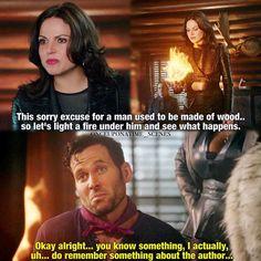 "Regina and August - 4 * 15 ""Poor Unfortunate Soul"""