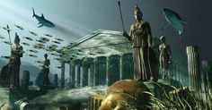 10 Things You Probably Don't Know About The Lost City Of Atlantis - Listverse