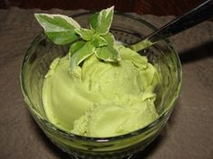 Avacado/coconut vegan ice cream   Want to try it      1 1/2 large or 3 small ripe avocados     1 1/2 cups Coconut Milk     6 tablespoons agave (just over 1/3 cup)     2 tablespoons fresh lime juice
