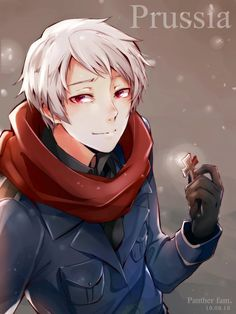 Hetalia Prussia by Panther-fam on DeviantArt