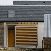 Bank Street - Rural Design Architects - Isle of Skye and the Highlands and Islands