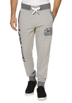 Tesco direct: F&F ew Jersey Slim Fit Joggers Slim Fit Joggers, Mens Joggers, Sweatpants, Grey Sports Leggings, Jogging, Sport Fashion, Fashion Outfits, Sport Pants, Jogger Pants