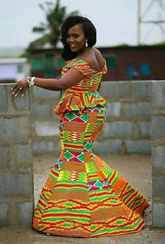 African Bridesmaid Dresses, Best African Dresses, African Wedding Dress, Latest African Fashion Dresses, African Print Dresses, African Print Fashion, Africa Fashion, African Attire, African Wear