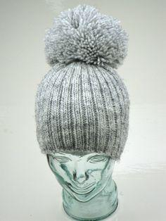 69e53f8c33c Giant Pom-Pom Hat (Stormcloud).  22.00
