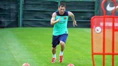 Leo Messi supera la etapa clínica de su lesión | FC Barcelona Noticias