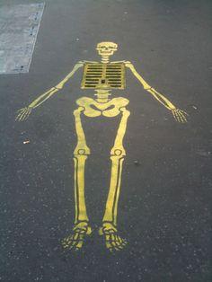 Street art in Paris 15th